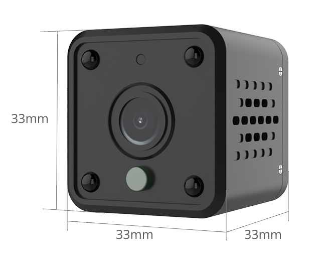 Smart Camera Dimensions