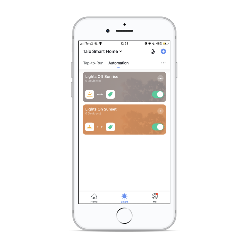 Smart Life App Automations