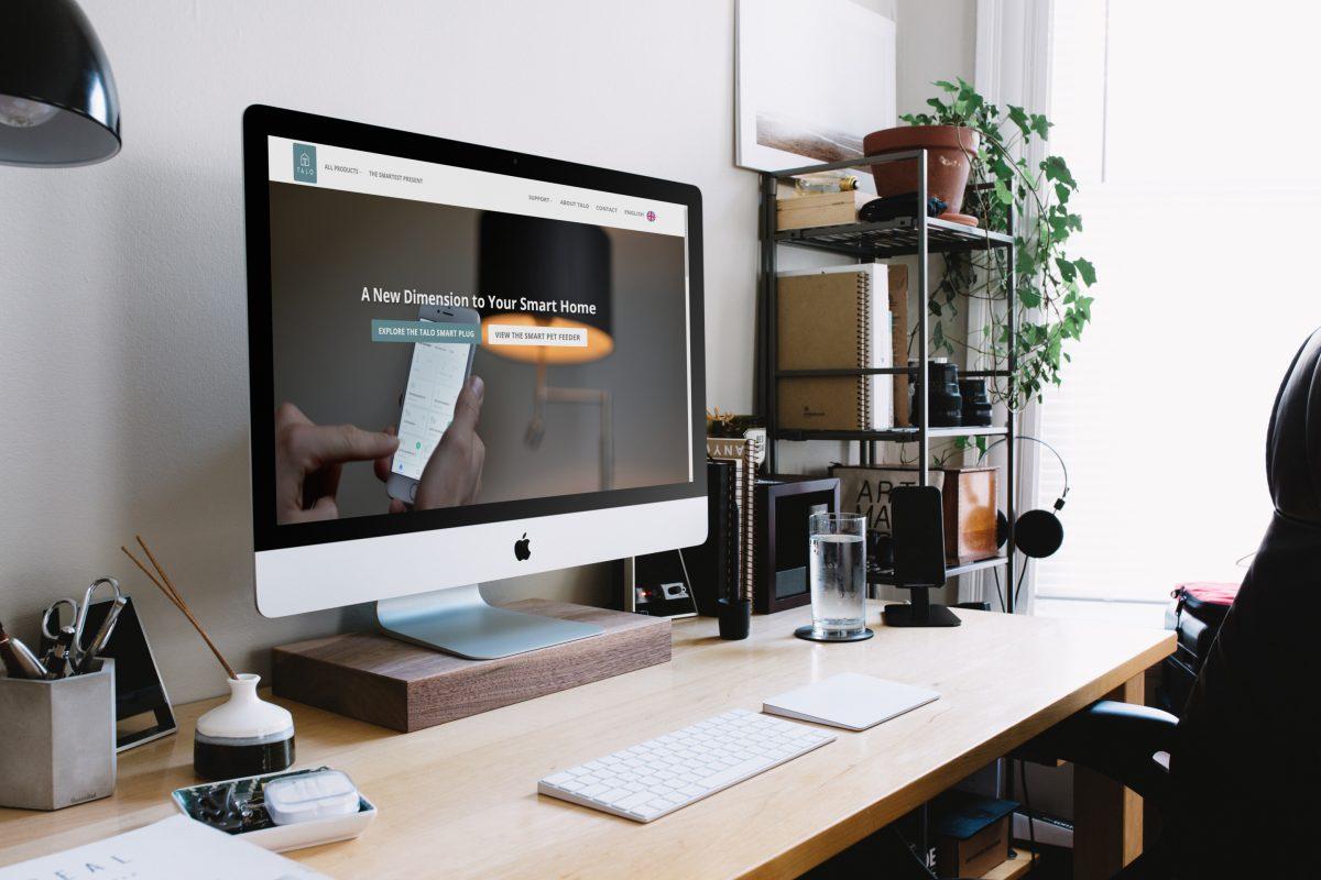 own webpage talo smart gift